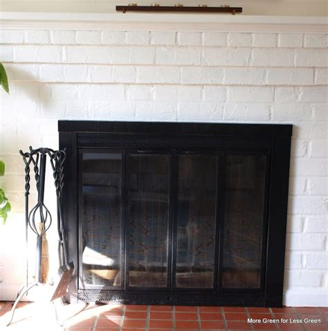 Spray Paint Fireplace by More Green For Less Green 5 Ideas For Using Spray Paint