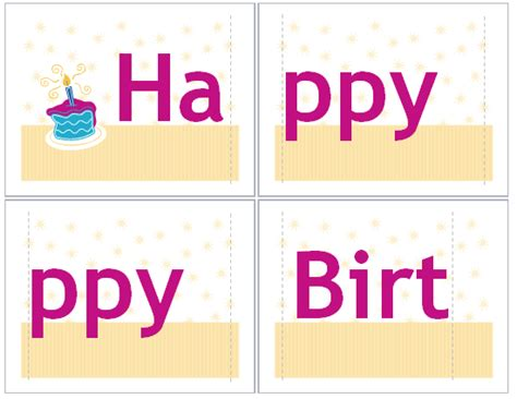 Flyers Templates Happy Birthday Banner Banners Flyers Happy Birthday Banner Template