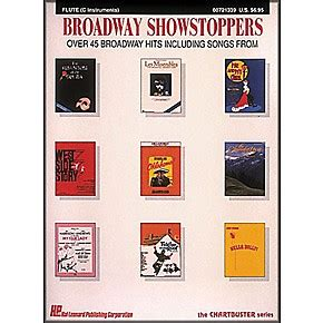 backstage pass to broadway more true tales from a theatre press books hal leonard broadway showstoppers for flute and c