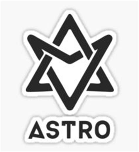 Sticker Cutting Grup Band astro kpop stickers redbubble