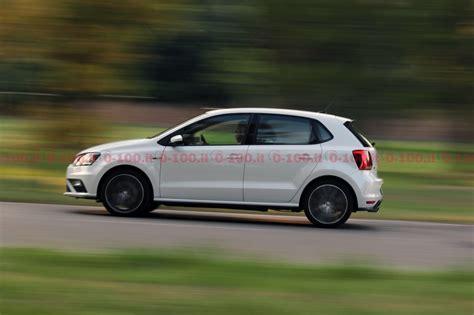 volkswagen polo test drive test drive volkswagen polo gti 1 8 tsi dsg 5 porte 0 100 it