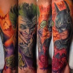 38 batman joker tattoos