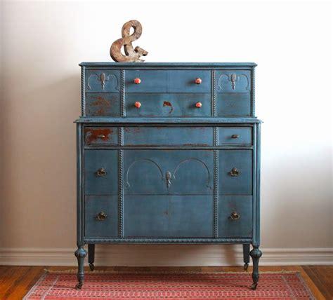 Boys Dressers by Poppyseed Creative Living Blue Boy Dresser Another