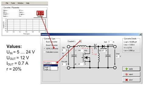 calculating inductor voltage how to calculate an inductor for a sepic converter wurth electronics midcom