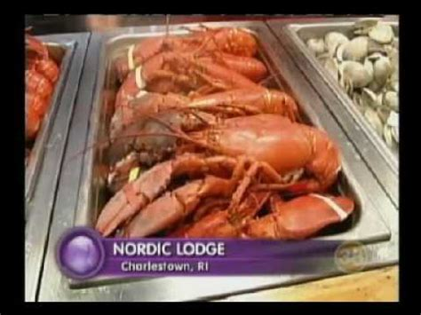 Nordic Lodge Charlestown Ri All You Can Eat Lobster Buffets In Rhode Island
