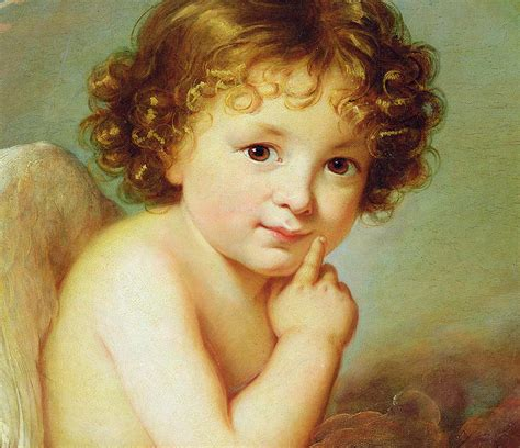 Home Decor Blogs 2014 by Cupid Painting By Elisabeth Louise Vigee Lebrun