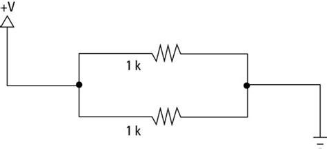resistors in parallel for dummies electronics components combine resistors in series and parallel dummies