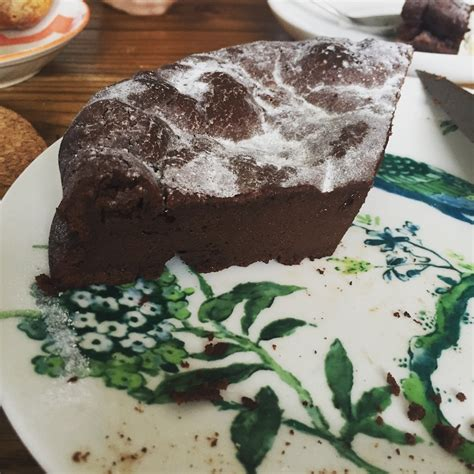 Flourless Chocolate Cake Ingredients And Directions by Recipe Wolfgang Puck S Flourless Chocolate Cake