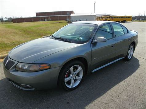 Used 2005 Pontiac Bonneville Gxp Purchase Used 2005 Pontiac Bonneville Gxp 4 6 V8 275hp In