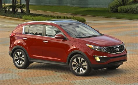 Kia Sportage Per Gallon by New Kia Sportage Review Deals Auto Trader Uk