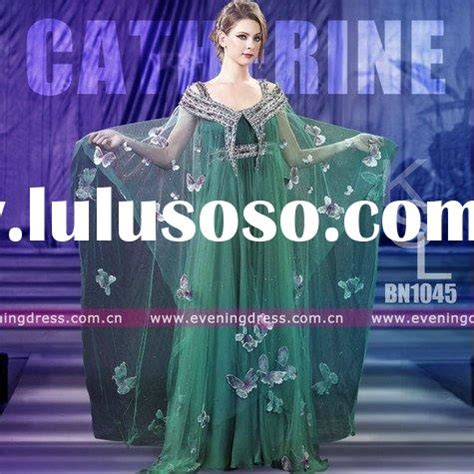 Supplier Baju Salwa Dress Hq 1 chiffon new fashion baju kaftan dress maroko moroccan design in pakistan 2012 for sale price
