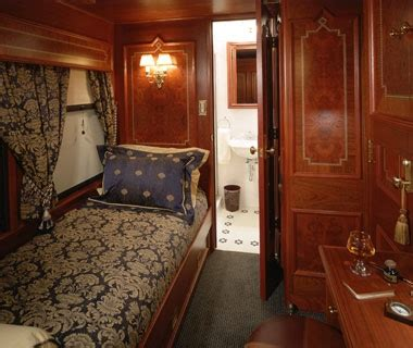 Private Dining Room San Francisco by World S Fanciest Sleeper Cars Travel Leisure