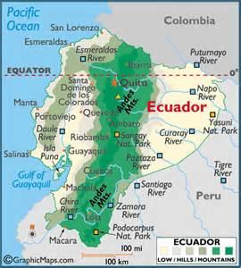 south america map basin so where s ecuador then more adventures