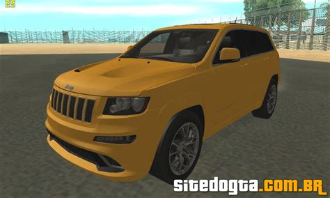 Jeep Grand Official Site Jeep Grand Srt 8 2012 Para Gta San Andreas Site