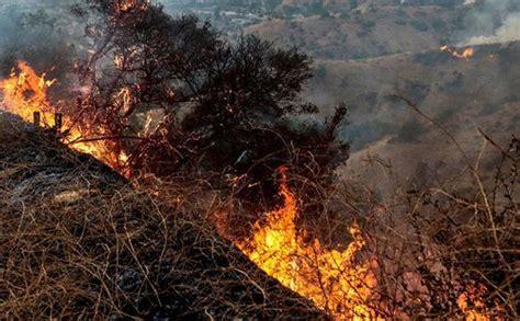 ngeles en llamas 8417041427 el mayor incendio en la historia de los 193 ngeles arrasa con m 225 s de 2 mil hect 225 reas fotos