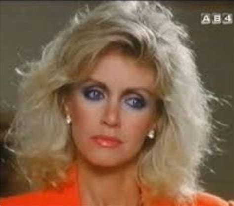 photos of donna mills curly frosted hairstyle from the 89s 15 best images about donna mills on pinterest her hair