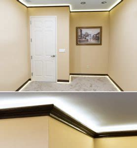 installing crown molding with led lighting how to install led cove lighting super bright leds
