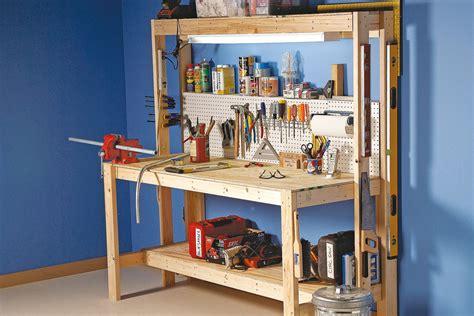 design home not working 4 diy workbenches australian handyman magazine