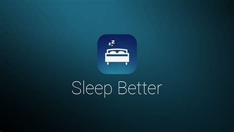 sleep better this iphone app tracks your sleeping patterns works with