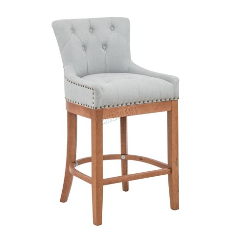 Fabric Bar Stool Chairs by Westwood Fabric Bar Breakfast Stool Pub Dining Chair