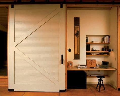 Barn Door Office Barn Doors For The Home Popsugar Home