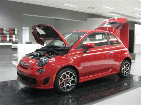 turbo fiat 500 fiat 500 turbo photos 5 on better parts ltd