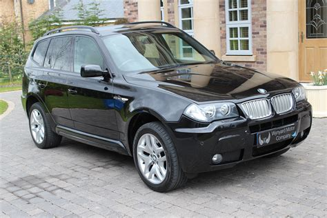 2006 bmw x3 3 0 i bmw x3 3 0sd 2006 auto images and specification