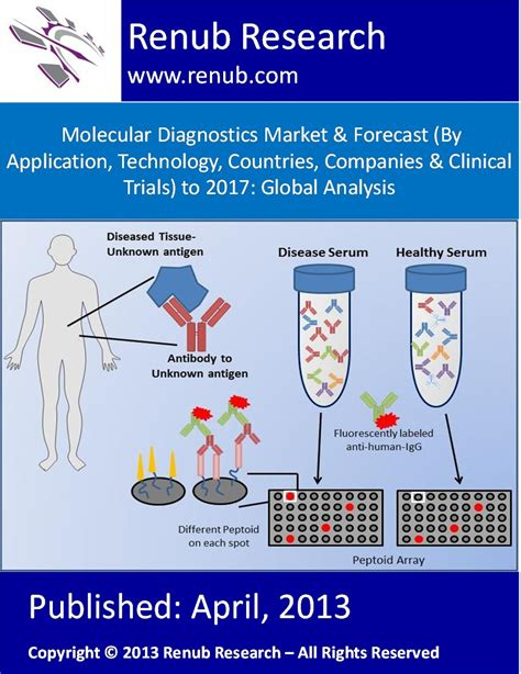 Information Technology In Diagnostics molecular diagnostics market forecast by application technology countries companies