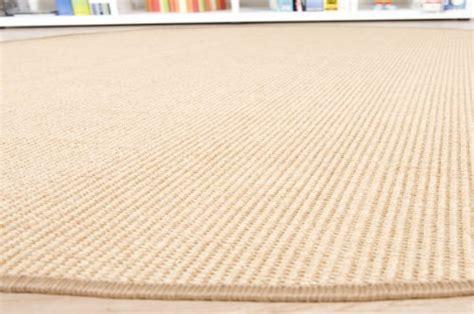 sisal teppich flur sisal teppich trumpf natur rund nach ma 223