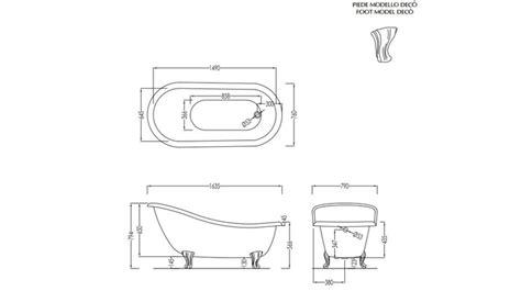 vasca da bagno dwg mobili bagno dwg disposizione divani dwg particolari