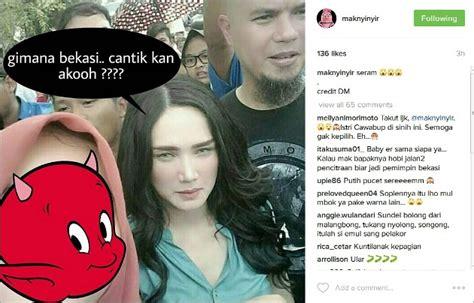 Kaos Hitam Distro Ahmad Dhani sadis wajah mulan jameela disamakan dengan boneka santet
