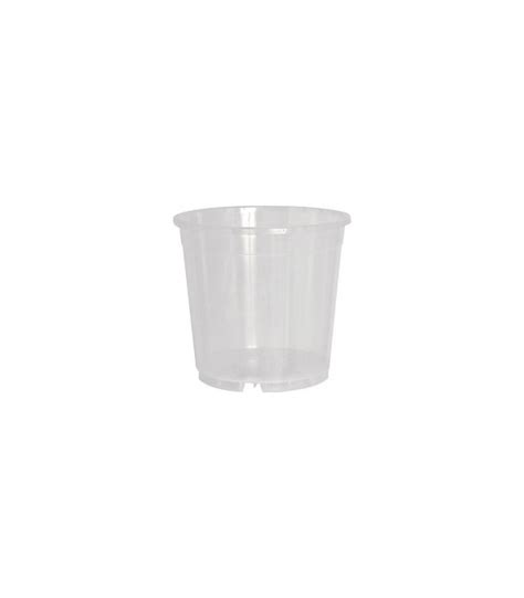 orchidee vaso trasparente growth technology vaso trasparente tondo per orchidee 216 15cm
