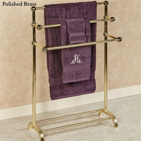 towels racks for bathroom three tier towel rack
