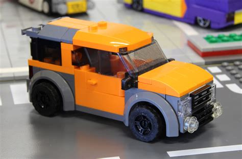 lego honda element one small element ホンダ エレメントの新しい道 hmr 4 wide lego cars