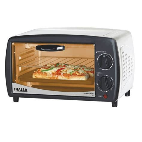 Microwave With Toaster Oven Inalsa Little Bake N Price Specifications Features