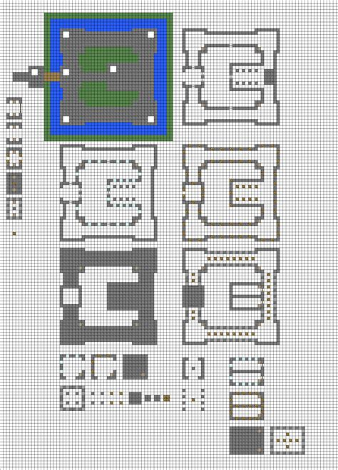 minecraft house blueprints layer by layer minecraft house blueprints layer by layer 07 minecraft