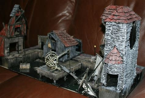 mordheim modular table for sale