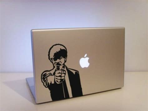 Macbook Aufkleber Tux by Stickers Pour Macbook Pro