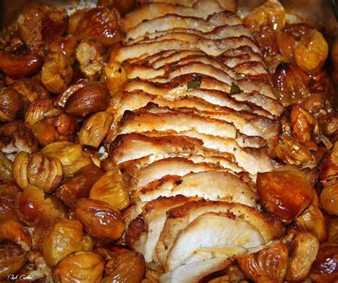 porc cuisine filet mignon de porc aux ch 226 taignes cuisine portugaise