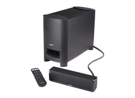bose cinemate  sound bar consumer reports