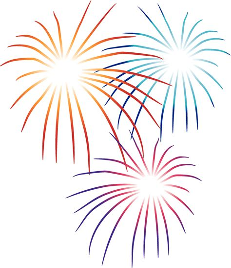 Free fireworks clipart amp fireworks clip art images clipartall com