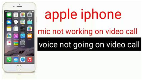 iphone 6 mic not working on call and loudspeker mode easy solution in