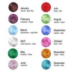 nov birthstone color 5mm october pink birthstone floating charms