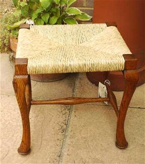 Chair Weaving Supplies by Materials Potted History And Description