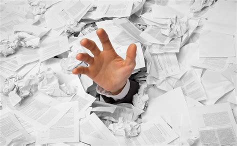 paper work cloud get the paperwork right or the technology suffers