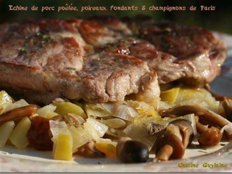 cuisiner 駱aule de porc recettes d 201 chine de porc 4