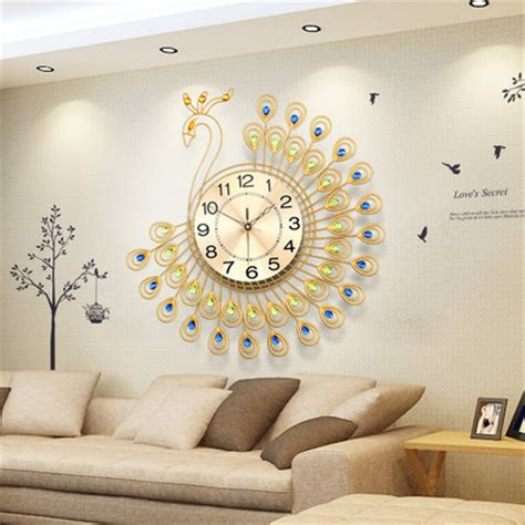 living room clocks dwell of decor handmade wall clock design ideas
