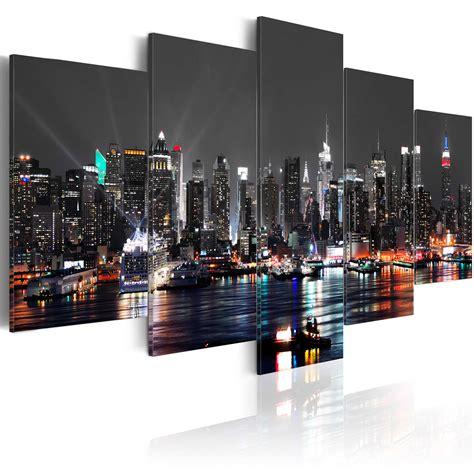 cuadro new york ikea cuadros en lienzo xxl decoraci 211 n de la pared 2 tama 209 os