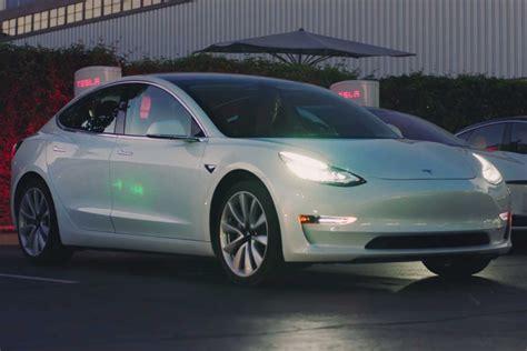 Tesla Prix Model 3