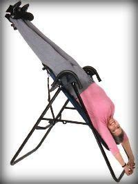 can an inversion table be harmful back inversion